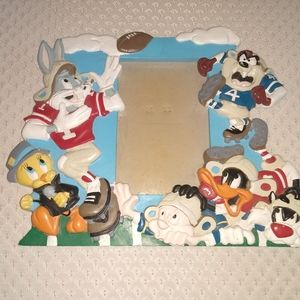 Looney tune picture frame  4x6  with 8H x 11W Fram